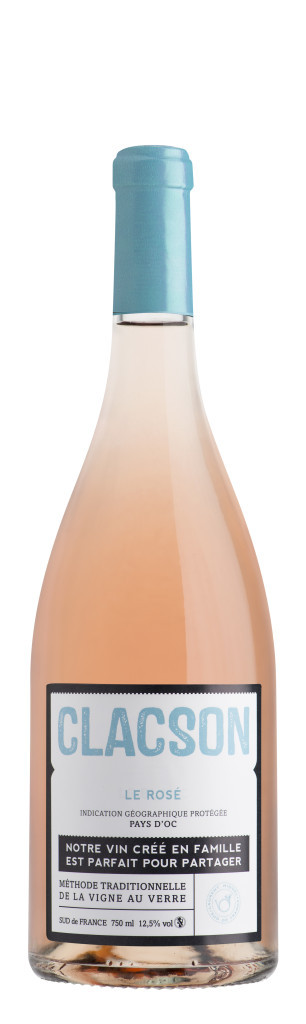 Laurent Miquel Clacson Le Rose 0,75L (12,0% Vol.)