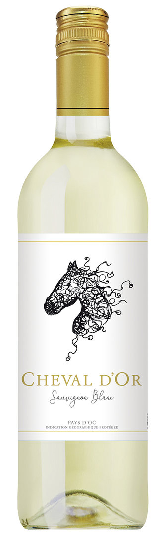 Cheval d'Or Sauvignon Blanc 0,75L (12,0% Vol.)